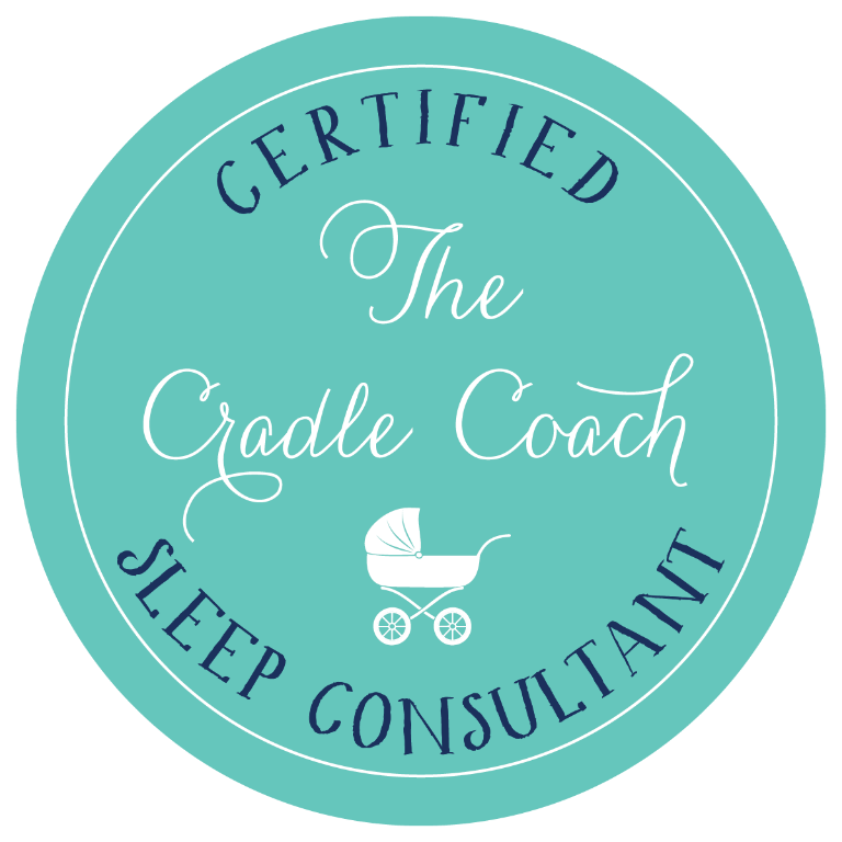 Certified Sleep Consultant Seal